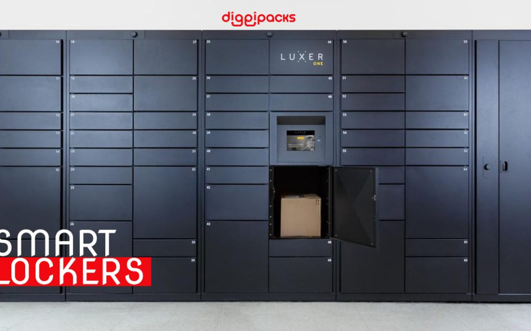 All you need to know about smart lockers