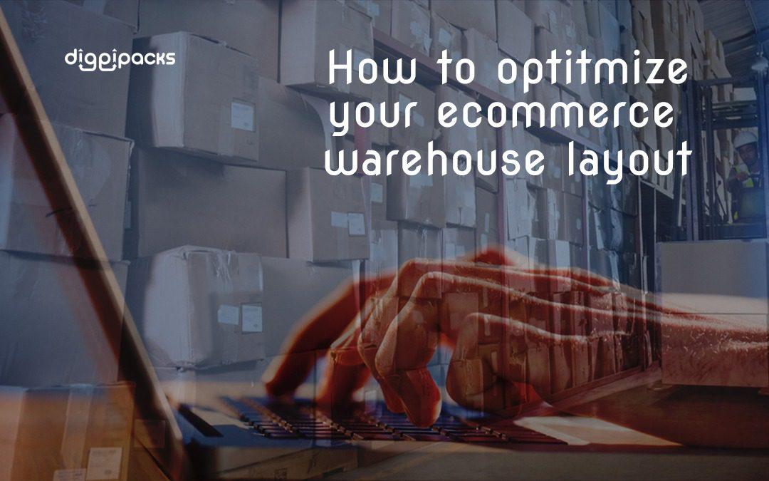 e-commerce Warehouse layout