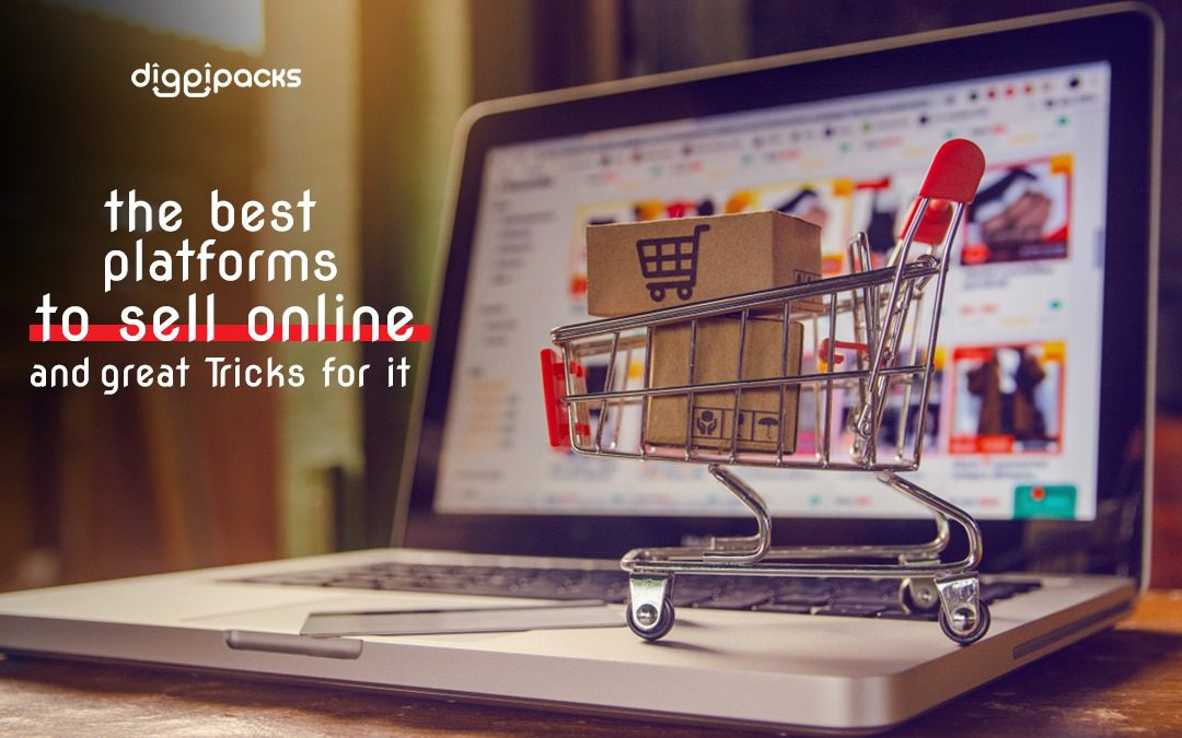 sell products online
