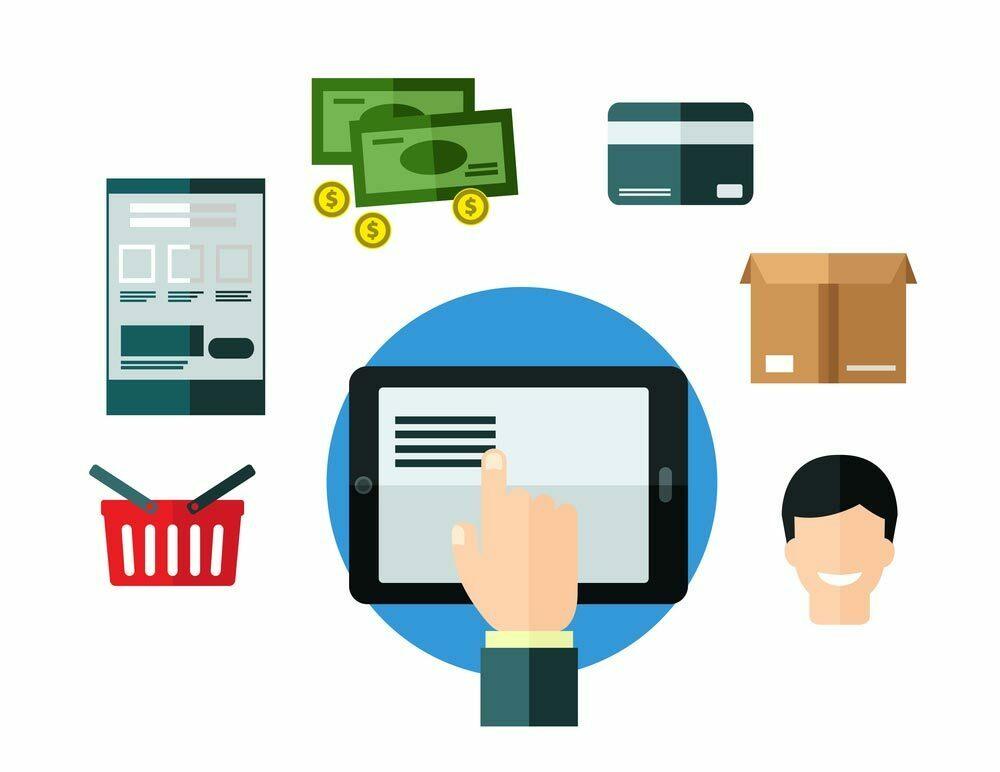عوامل نجاح التجارة الإلكترونية