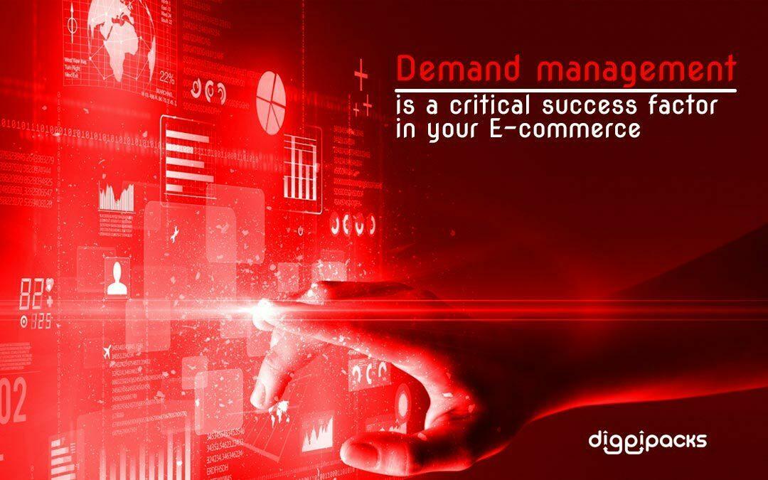 Demand management as a critical success factor in your E-commerce