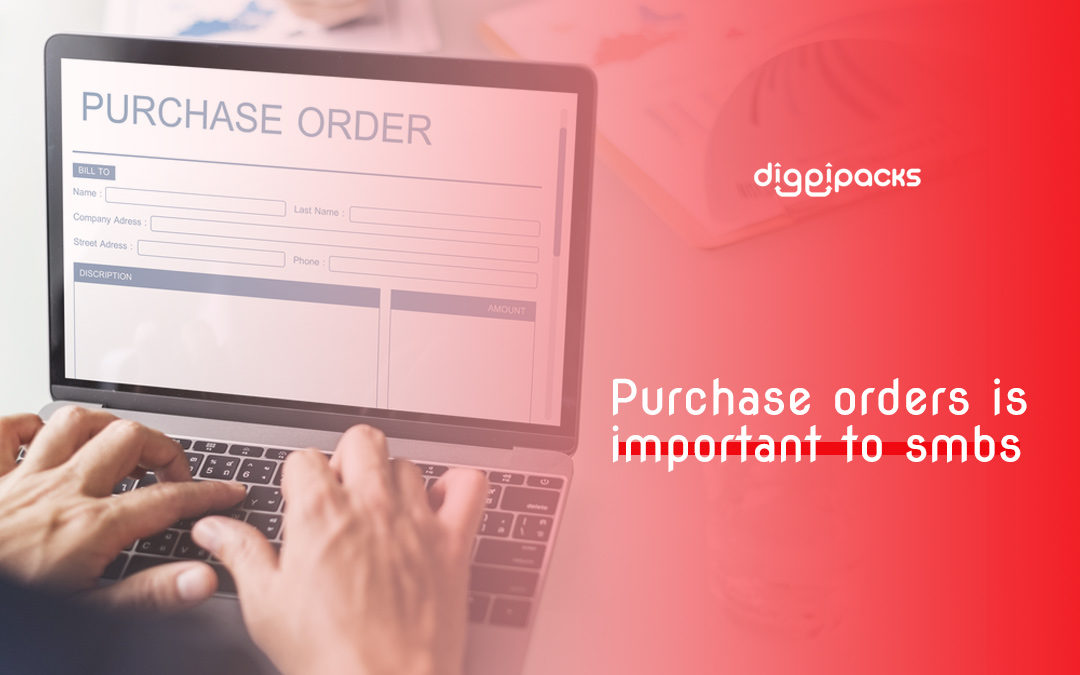 Purchase Orders is Important to SMBs