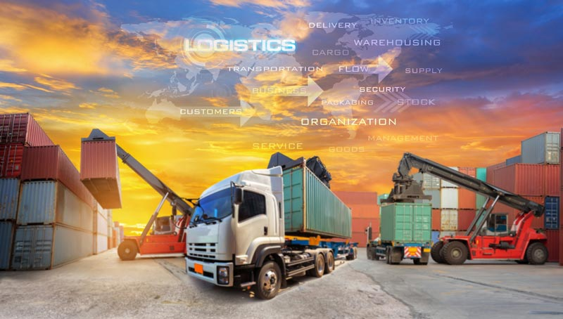 difference between supply chain and logistics